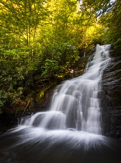 Red Fork Falls- Erwin Tennessee