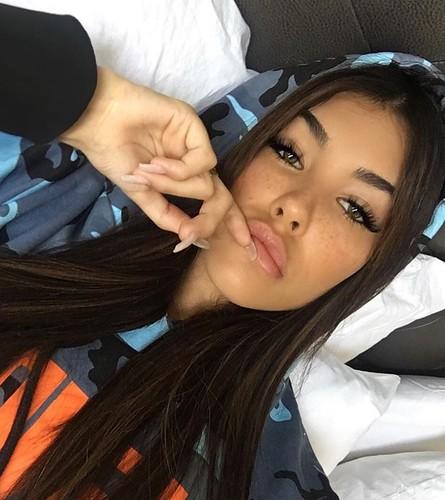 Madison Beer Selfie