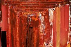 Óxido - Explore 04-agosto-2018 (Manolo - Papá Pitufo) Tags: oxido metaloxidado metal textura