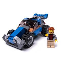 31075 Buggy (KEEP_ON_BRICKING) Tags: lego creator set mod moc buggy 31075 2018 custom design keeponbricking awesome