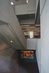 2018-08-FL-194659 (acme london) Tags: 1980 architecture atlanta brutalist concrete fultonlibrary georgia insituconcrete interior library marcelbreuer shelving us