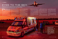 Eyes To The Sky (Royal Auto magazine July 2018) 2018-06-15 (ajhaysom) Tags: melbourneairport published racv royalauto melbourne australia canoneos6d canon24105l