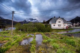 Thunder in Lofoten Islands / Norway