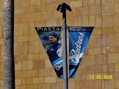 Petco Park (bobindrums) Tags: mikepiazza banner petcopark sandiegopadres sandiego california ca cal calif nationalleague nl stadium baseball diamond