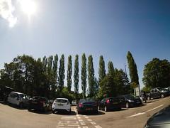 poplar carpark (mynstrel1974@btinternet.com) Tags: olympus pen lite epl3 body cap lens