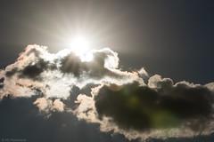 Solar flares (Anthony P.26) Tags: category erdek kapidag places travel turkey canon70d tamron70200g2 canon outdoor sun sunstar sunflare clouds sky sunrays cloudscape