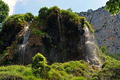FRANCE - GORGES DU VERDON (AlCapitol) Tags: france gorgesduverdon nikon d810 cascade
