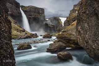 Iceland - Háifoss II