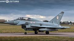 Eurofighter Typhoon T3 ZJ812