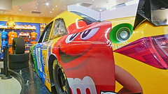 M & M's World Toyota Camry HDR Eclatant (CHRISTOPHE CHAMPAGNE) Tags: 2018 usa nevada lasvegas mms strip shop world 3785 boulevard hdr toyota camry nascar