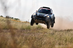 Nani Roma - Alex Haro (Martin Hlinka Photography) Tags: nani roma alex haro hungarian baja 2018 fia fim cross country rally world cup veszprém hungary jump action motorsport sport canon eos 60d 70200mm f28 l usm mini john cooper works