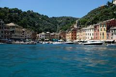Portofino (annalisabalza) Tags: portofino liguria summer luoghidelcuore mare marina italia italianlandscape lanscape blu barche yacht luxurydestination
