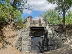 Vaxholm - alter Bunker (KL57Foto) Tags: 2018 juli july kl57foto omdem1 olympus schweden sommer summer sverige sweden vaxholm umlandstockholm schären schäreninsel schärengarten archipelago vaxön uppland