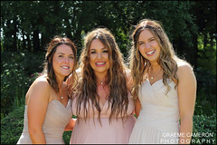 Lovely Ladies Hunday Manor (graeme cameron photography) Tags: wedding hunday manor relaxed bridesmaids fun
