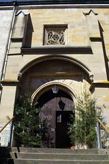 St. Marien, Königsberg in Bayern (palladio1580) Tags: portal bayern franken unterfranken landkreishasfurt königsberg kirche stadtkirche gotik