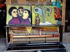 Serien-Nr, 21329 (dl1ydn) Tags: dl1ydn klavier musikinstrument bilder galerie reise kunst ausstellung