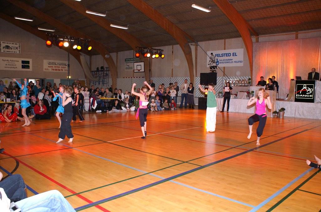 Institutmesterskab marts 2007