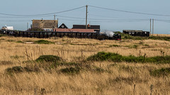 2 (JOHN BRACE) Tags: romney hythe dymchurch loco number 2 built 1926 by davey paxman co colchester named northern chief seen approaching dungeness station