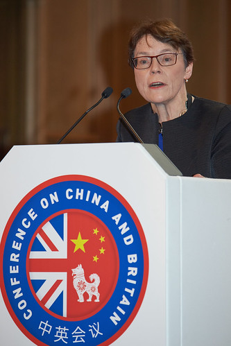 Margaret Thatcher Conference on China and Britain