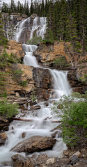 Tangle Creek Falls (FS_photos) Tags: photo tanglecreekfalls landscape waterfall nationalpark canon canon6d photos canadianrockies 1635lmm canada mybest photography alberta outdoors park outdoorsphotography canon1635lmm 60d 01equipment