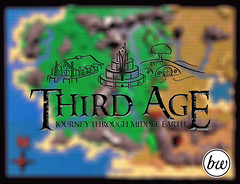 Third Age: Journey through Middle Earth Collaboration (cypiratemocs) Tags: middle earth collaboration collab third age lotr lord rings lego moc creation build tolkien cypirate