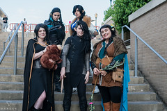Connecticon 2018 Friday (Vander Photography) Tags: connecticon 2018 friday vox machina critical role mighty nien cosplay