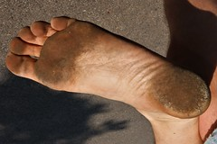 dirty city feet 566 (dirtyfeet6811) Tags: feet foot sole barefoot dirtyfeet cityfeet dirtysole