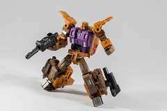 DSC07670 (KayOne73) Tags: iron factory legends scale transformers transformer robot toy figures 3rd party sony a7rii nikkor nikon 40mm combaticons bruticus combiner class war giant micro macro lens dx