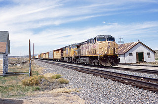 UP 6524 East