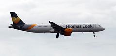 G-TCDZ (PrestwickAirportPhotography) Tags: egkk london gatwick airport thomas cook a321 gtcdz airbus