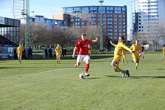 Sol18-022 (Army Football Association) Tags: sport team football soccer afa cup stadium winners trophy champions inter services under 23 23's aldershot hampshire uk