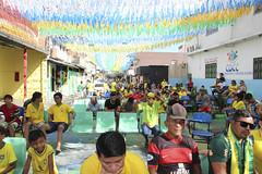 Rua Ouro Preto - Coroado