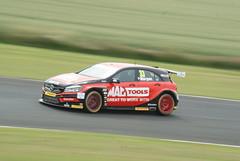 BTCC #33 Morgan (mwclarkson) Tags: btcc croft circuit touring cars clio cup f4