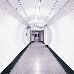 Tunnel (Olly Denton) Tags: tunnel light lights bright leadinglines round design door lift elevator lines paving architecture architecturelovers architectureporn architecturephotography architecturalphotography iphone iphone6 6 vsco vscocam vscolondon vscouk ios apple mac shotoniphone londonunderground underground tube london uk