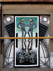 Anthony Brooks (Walls of Belgrade) Tags: belgrade beograd streetart serbia spraypaint wall graffiti mural dev9t anthonybrooks