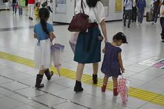 DSCF8092 (tohru_nishimura) Tags: xe1 xf3514 fujifilm shinjuku train station tokyo japan