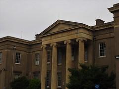 Cheltenham General Hospital (Stephen John Drury) Tags: cheltenhamgeneralhospital cheltenham hospital column columns greek sandfordroad
