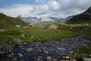 near Pass dal Güglia (Grisons)
