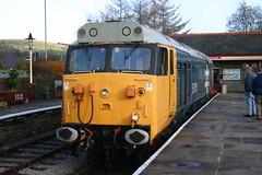 50015 - Bury 15 November 2008 (Rail and Landscapes) Tags: class50 50015 valiant