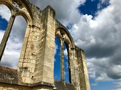 Hors du temps... (NUMERIK33) Tags: histoire vestige abbaye majeure sauve créon