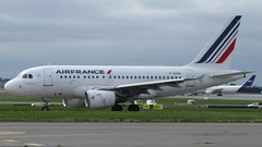 F-GUGQ (Dub ramp) Tags: airfrance a318 airbus eidw dub dublinairport fgugq