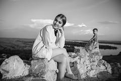 0R4A3376 (andre.pugachev) Tags: портрет девушки дети лето камни кама елабуга вечер городище