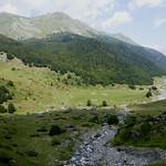 Le gave du Brousset, haute vallée d'Ossau, Béarn, Pyrénées Atlantiques, Aquitaine, France. thumbnail