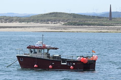 Scarlet Cord (mickyman13) Tags: scarletcordr7lobsterboat scarletcordr7 lobsterboat scarletcord lobster boat canon cannoneos60d eos eos60d 60d 60deos alltypesoftransport boats vessels fishing fishingboats fisherman holyisland northunbria