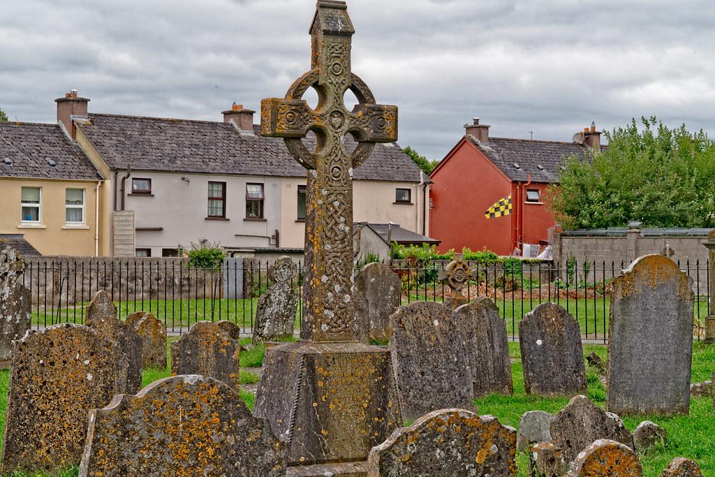 OLD CHURCHYARD KNOWN AS ST. JOHN'S [DUBLIN ROAD KILKENNY]-142922