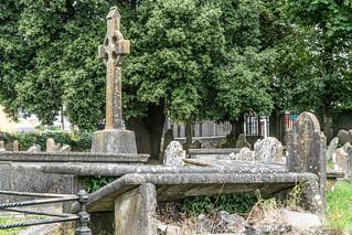 OLD CHURCHYARD KNOWN AS ST. JOHN'S [DUBLIN ROAD KILKENNY]-142949
