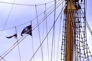 Beware of pirates
