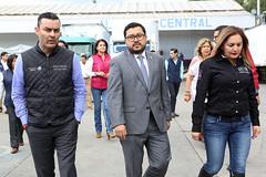 VISITA DEL MINISTRO DE DESARROLLO SOCIAL DE GUATEMALA, CARLOS VELÁSQUEZ MONGE A LA SUCURSAL METROPOLITANA. (diconsa_mx) Tags: diconsa director general almacén metropolitana desarrollo social sedesol