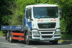 MAN JBT BX58 XBZ (SR Photos Torksey) Tags: transport truck haulage hgv lorry lgv logistics freight road commercial vehicle traffic man jbt