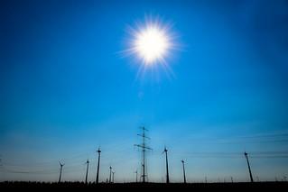Energie bei 33°C im Schatten  //// Energie at 91,4 grade Fahrenheit at the shadow / in Explore thanks